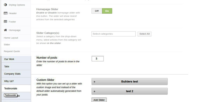 Builders-theme-sliders-settings