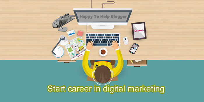 career in digital marketing featured image