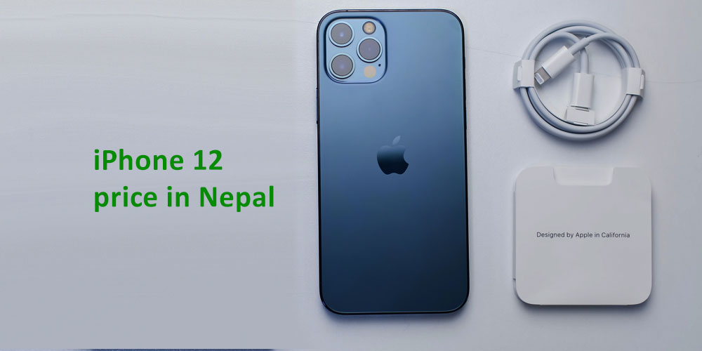 iPhone 12 price in Nepal featured image